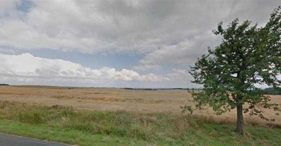 Chuchelná - zemědělské pozemky