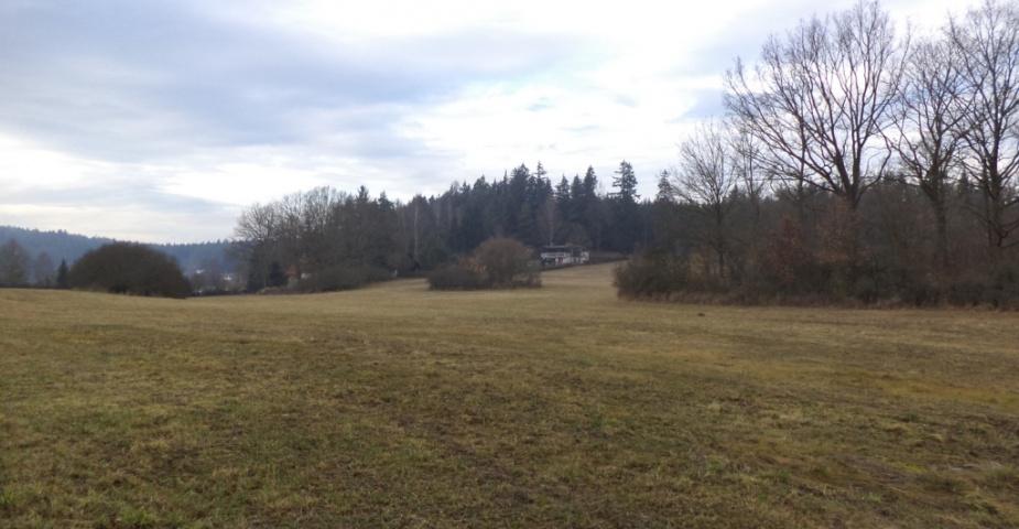 Blatenka - zemědělský pozemek