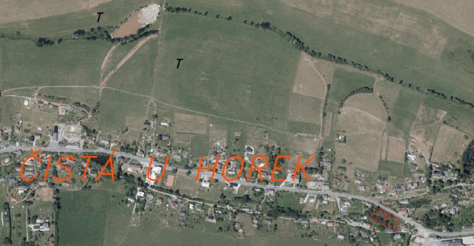 Čistá u Horek
